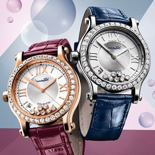 Smykker Ladies Watch Chopard - Elegance og Praktiskhed for Luksus Kvinder