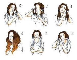 Hvordan hvite håret uten å skade helsen