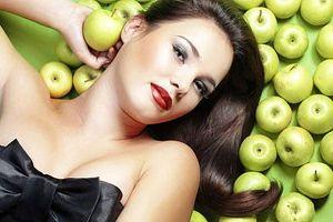 Tynd talje i 3 dage med æble kost
