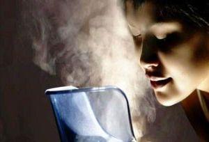 Dyb rensning med dampende ansigtsmasker