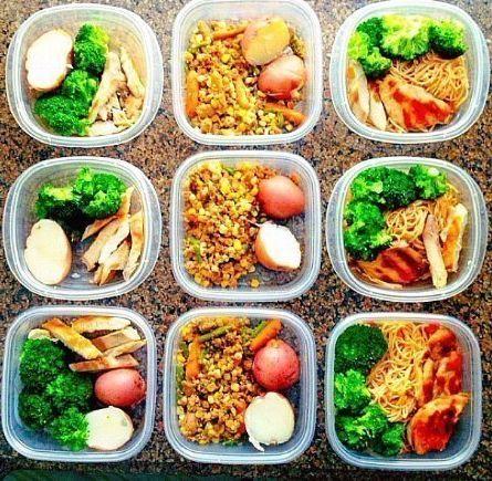 Funktioner af ernæring med fem træninger om ugen