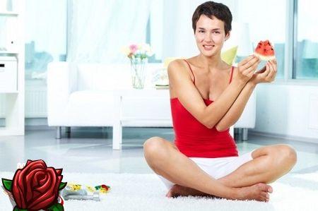 Efektīva arbūzu diēta: ēdienkarte uz 4 dienām