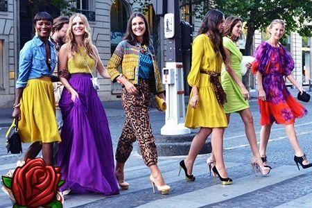 La combinación de colores en la ropa: las reglas básicas