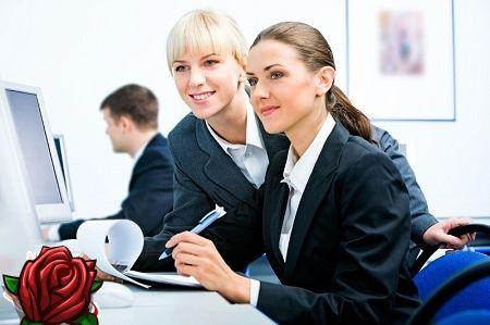 Hva bestemmer bedriftens bilde av en kvinne