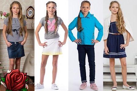 980c09380103 Barnens mode för tjejer: vad de bär på 2018 | SE.LadyJournal.eu