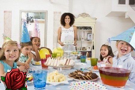 Laste menüü puhkuseks