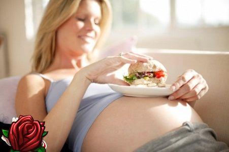 Dieet rasedatele naistele. Me võitleme puhkuse tagajärgede pärast