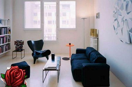 Väikese korteri sisustus - viis kasulikku nõuannet