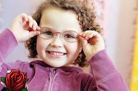Doença do olho em crianças