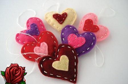 Sv. Valentīna ar savām rokām: radošas idejas svētkiem