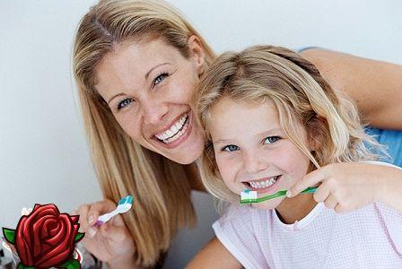 Profilaxia da cárie dentária em crianças