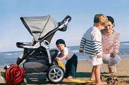 Mothercare jalutuskärud: lapse mugavuse garantii