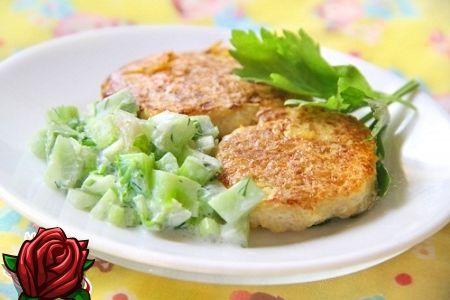 Matlaging for barn - koteletter for barn