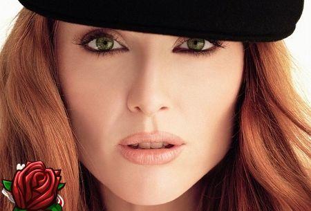 mikä hiusväri korostaa vihreitä silmiä
