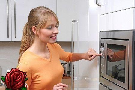 Manning kjøkkenet, eller Hvordan velge riktig mikrobølgeovn