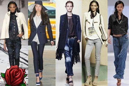 Cum de a alege blugi la modă cu talie înaltă