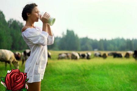 Dieta de leite para perda de peso - a chave para uma figura ideal