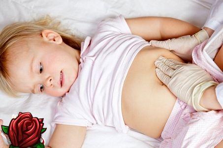 Gastrita acută la copii: cauze, simptome, tratament