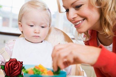 Kasulikud köögiviljad alla ühe aasta vanustele lastele