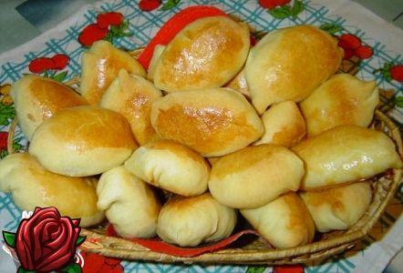 Homemade pirukad