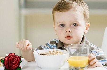 Funksjoner av ernæring av små barn