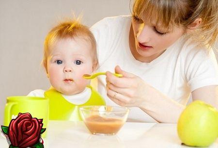 Ko pagatavot vienu gadu vecs bērns?