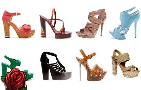 Moodsad kingad 2018. aasta platvormil - valik kõigil juhtudel