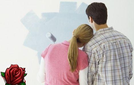 Kuidas õigesti korteris korteri seinu värvida?