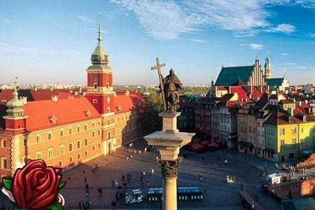 Vaatamisväärsused Varssavis