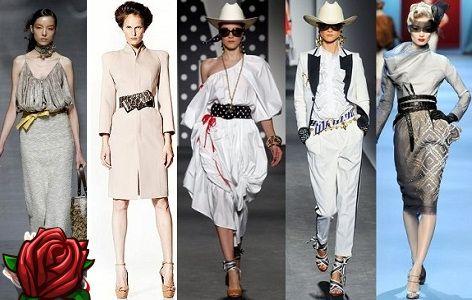 Belt-corset - um acessório indispensável e de moda