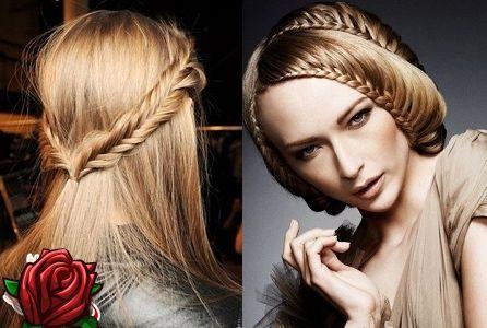 Dicas para iniciantes: penteados tecidos para cabelo de comprimento médio
