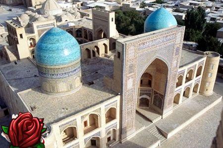 Reisimine Usbekistanisse autoga