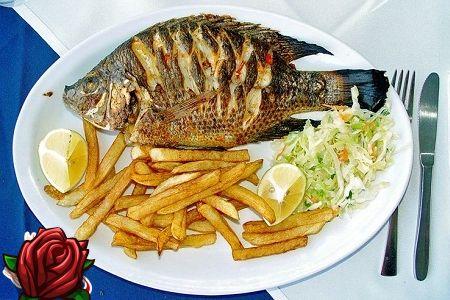 Praetud kala - retsepti