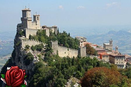 Kõige huvitavamad kohad San Marinos