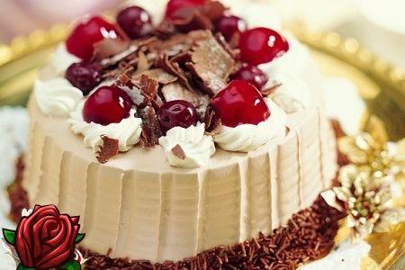 Šokolaadikook kirsiga: peene maitse märkmed