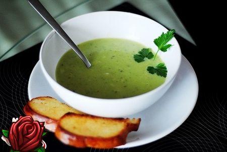 Brokkoli kreem-supp - maitsev, kiire, tervislik