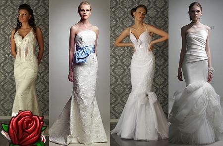 Kuidas valida pulmakleiti kuju järgi: erinevad kleidide stiilid