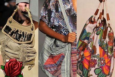 Textilväskor - säsongens träff
