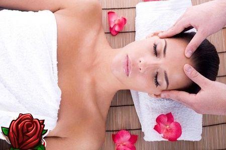 Massagem facial - sua saúde está em suas mãos!