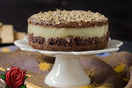Secretos de la cocina dulce: pastel de miel y chocolate con nueces