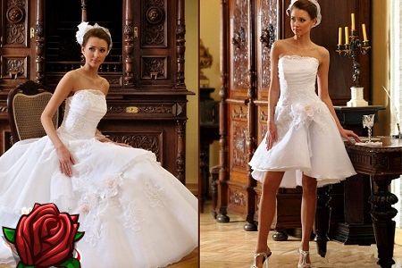 Pulmad kleit transformaator - suurepärane disain liikuda