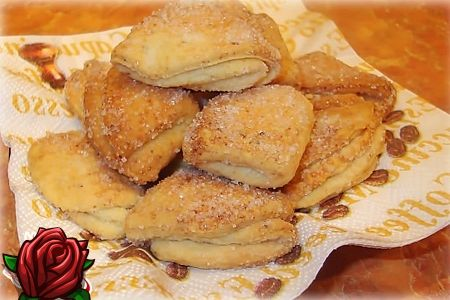 Pastel de queijos caseiros, pastelaria com queijo cottage e receita de queijo caseiro caseiro
