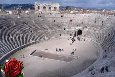 Kõige kuulsamad Verona vaatamisväärsused