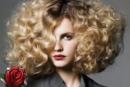 Tüübid perm juuksed: kuidas leida suurepäraseid lokid