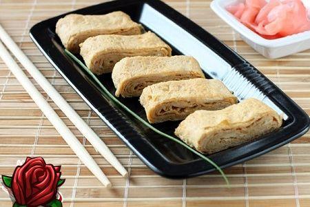 Jaapani omlett - õppige idamaise köögi saladusi