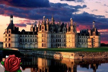 Loire luksid: kivi külmutatud lugu