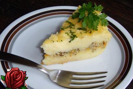 Küpsetatud kartul, hakkliha mitmekordselt: maitsev ja kiire
