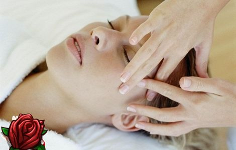 Jacquet näo massaaž