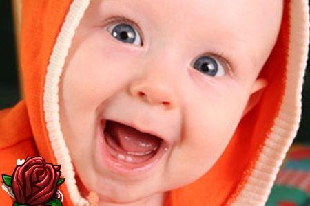 Como ajudar a criança quando os primeiros dentes estão cortados